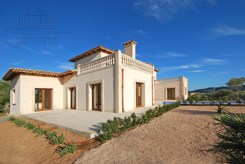 Finca kaufen Südostküste Mallorca, Immobilienbau, Neubauprojekt, buy Finca southeast coast Majorca, real estate construction, new construction projects